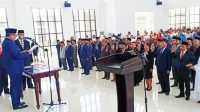 Pelantikan Eselon II Kabupaten Maluku Tenggara