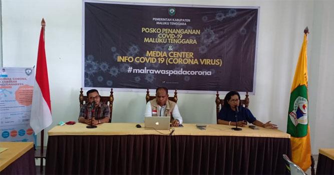 Satgas Pencegahan Covid-19 di Malra