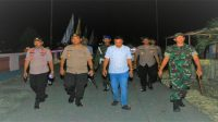 Patroli Blok TNI/Polri