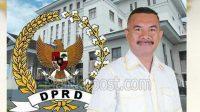 Ketua Komisi III DPRD Maluku, Anos Yermias