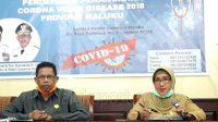 Kadis Kesehatan Provinsi Maluku, Meykal Pontoh