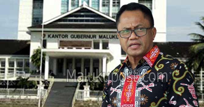Sekda Provinsi Maluku, Kasrul Selang