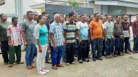 44 warga binaan Lapas Saumlaki yang dibebaskan