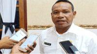 TKBM Pelabuhan Yos Sudarso Tual Siap Bantu Pemda