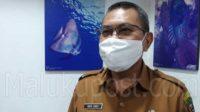 Kepala Dinas Kelautan dan Perikanan Provinsi Maluku, Abdul Haris