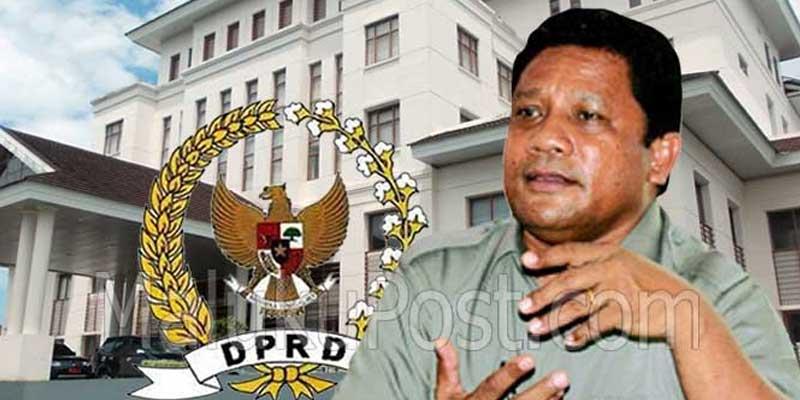 Ketua DPRD Maluku, Lucky Wattimury