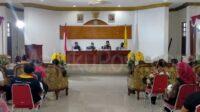 Wakil Wali Kota Usman Tamnge