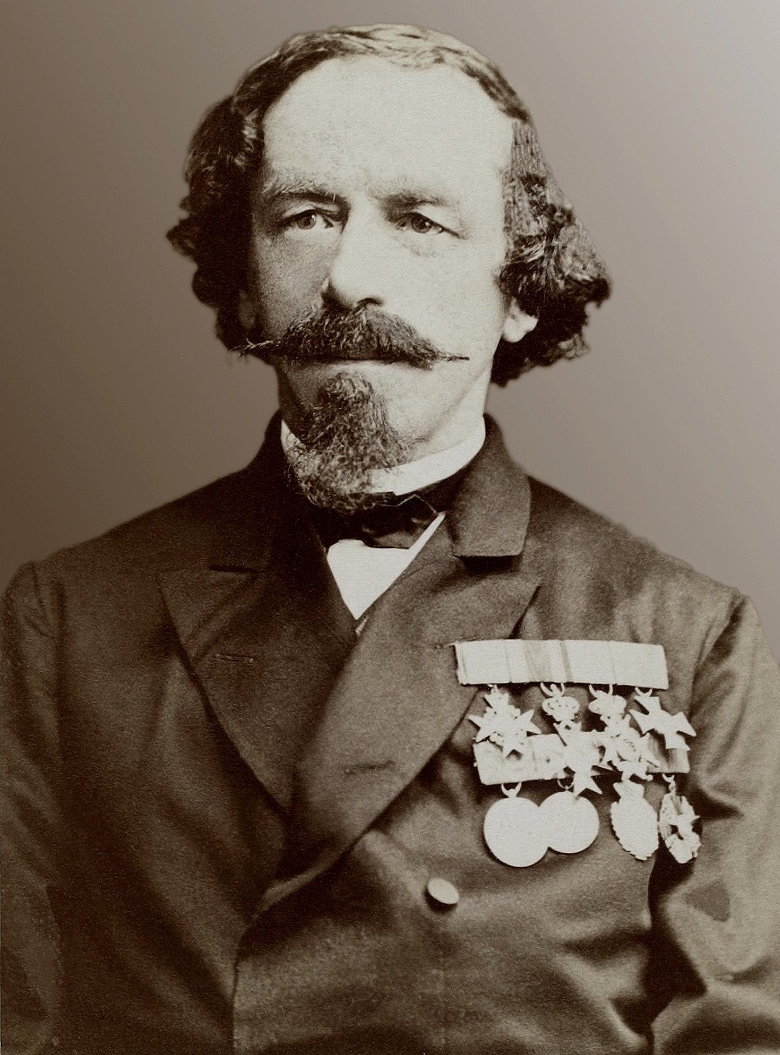 Carl Benjamin Hermann Rosenberg (wikimedia)