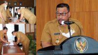 Perjanjian Kinerja OPD Pemprov Maluku