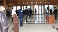 pelantikan pejabat eselon III dan IV Pemprov Maluku