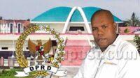 Ketua DPRD Kabupaten Kepulauan Aru, Udin Belsigawai
