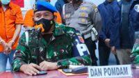 Danpomdam XVI/Pattimura Kolonel CPM Johnny Paul Pelupessy
