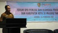 Sekda Maluku, Kasrul Selang
