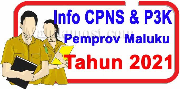 Info CPNS Maluku