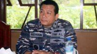 Danlanal Saumlaki Letkol Laut (P) Ridwan Rizky Musa