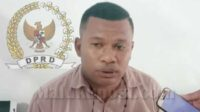 Anggota DPRD Kota Ambon, Helmy Tehupuring