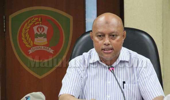Kepala Dinas Pendapatan Daerah Provinsi Maluku, Djalaludin Salampessy