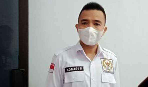 Anggota Komisi III DPRD Kota Ambon, Gunawan Mochtar