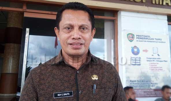 Kepala Dinas Lingkungan Hidup Provinsi Maluku, Roy Siauta
