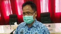 Direktur Balai Kesehatan Paruh masyarakat Provinsi Maluku, dr. Adonia Rerung